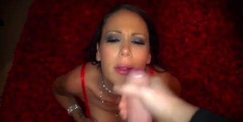 This idea amateur cum dripping mouth topic
