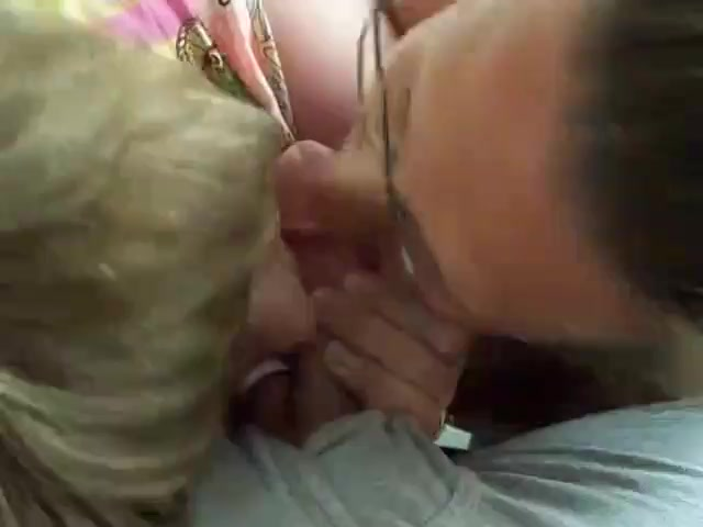 Amateur Asian Double Blowjob